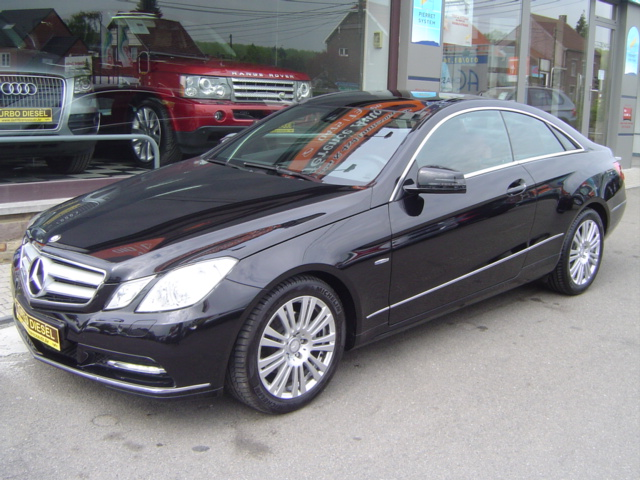 mercedes e 220 cdi coup avantgarde cuir gps. Black Bedroom Furniture Sets. Home Design Ideas