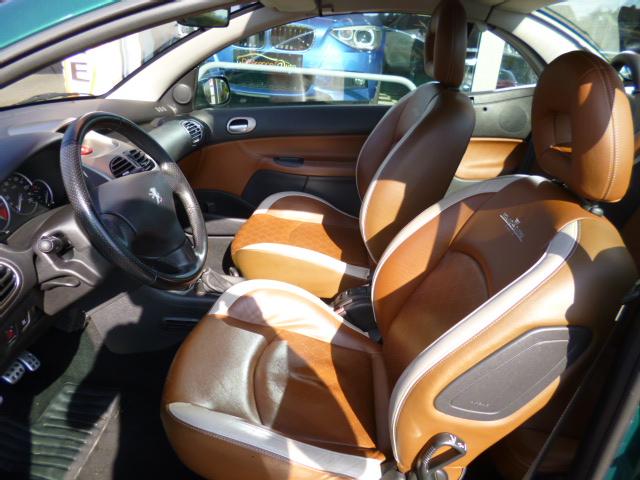 Peugeot 206 CC 1.6 HDi Roland Garros
